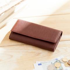 女性用本革財布
